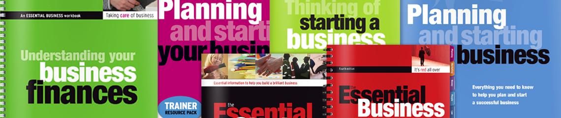 Essential Business publications