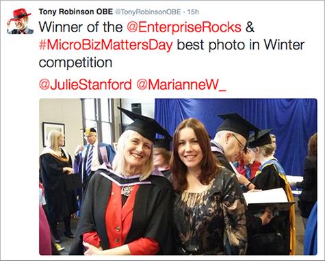 Marianne tweet