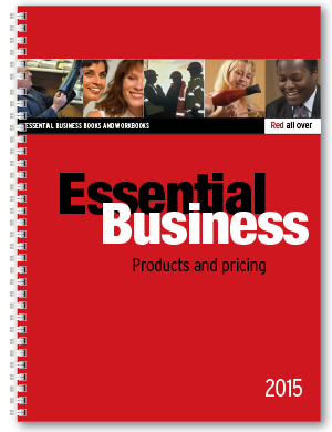 Essential Business Products and Pricing 2015