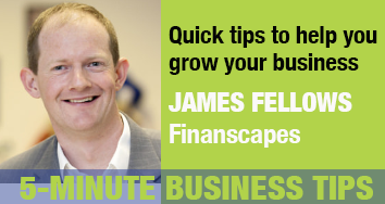 James Fellows, financial forecasting expert