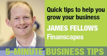 James Fellows, financial forecasting expert